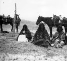 Ute Indians, women