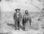 Ute man and with Chipeta