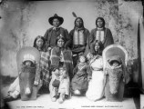 Chief Sevara [sic] and family