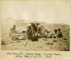 172. (N-M.5). Lunch camp, Coyote Wash, Arizona. Ham & E.H.G. 1909;
