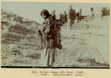 240. Navajo woman with baby, Bluff, Utah. Chas. Goodman, photo.