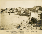 "253.(N-M.49). Oraibi, Arizona. ""Center Street"". 1909;"