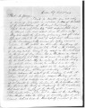 I. C. Haight to Brigham Young October 2, 1854