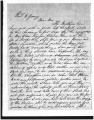 Letter from Peter Mayhan to Brigham Young, August 1859
