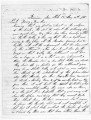 Letter from Andrew Peterson to Brigham Young, May 1865