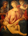 Holy Family with Infant St. John
