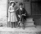 Life in the West- Unidentified Couple