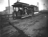 Railroads - Trolley car