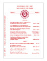 Journal of Law and Family Studies Volume 12 Number 2