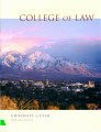 Bulletin of the University of Utah School of Law 2000 Vol 19 No 4