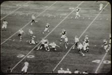 1971 college football game, Utah vs. New Mexico, November 6, part five (black-and-white)