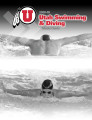 2008-2009 Men's and Women's Swimming and Diving media guide
