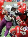(44) Richard Seals in winning effort over TCU, 21-7