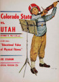 Colorado State vs. Utah, October 19, 1963
