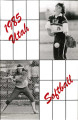 1985 Utah Softball Media Guide