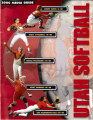 2000 Utah Softball Media Guide