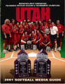 2001 Utah Softball Media Guide