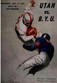 BYU vs, Utah, October 11, 1952