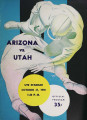 Arizona vs Utah, October 31, 1959