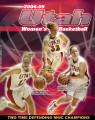 2004-05 Women's Basketball Media Guide