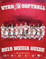 2015 Utah Softball Media Guide
