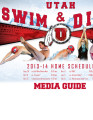 2013-14 Swimming and Diving Media Guide