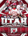 2014 Utah Softball Media Guide
