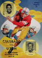 Colorado vs. Utah, November 15, 1958