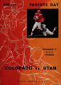 Colorado vs. Utah, November 17, 1956