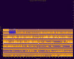 Zion National Park, Site PRWEAP, National Park Service sound spectrograms
