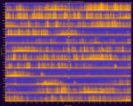 Yellowstone National Park, Site YELLLSGY, National Park Service sound spectrograms