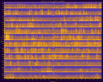 Yellowstone National Park, Site YELLOFWS, National Park Service sound spectrograms