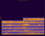Yellowstone National Park, Site YELLWETH, National Park Service sound spectrograms