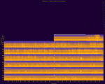 Yosemite National Park, Site YOSE002, National Park Service sound spectrograms