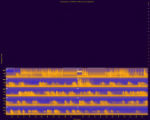 Yosemite National Park, Site YOSE005, National Park Service sound spectrograms