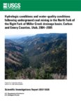 Hydrologic conditions and water-quality conditions following underground coal mining in the North...