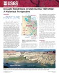 Drought conditions in Utah during 1999-2002: a historical persspective